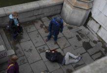 Εικόνες που συγκλονίζουν από Λονδίνο