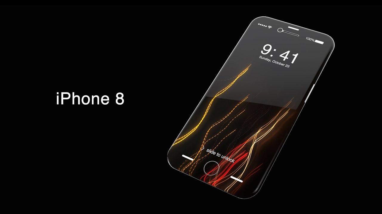 iPhone 8: Έρχεται Σεπτέμβρη