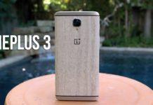 Πρόβλημα στο προστατευτικό της κάμερας των OnePlus 3 και OnePlus 3T
