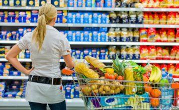 Σούπερ μάρκετ, ψώνια