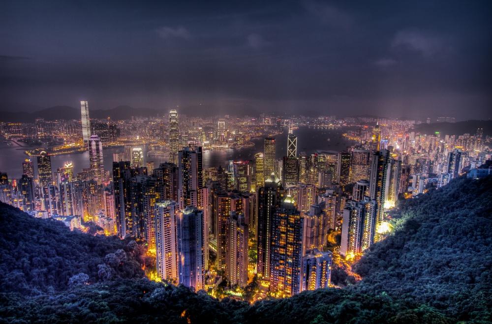 Κορυφή Βικτόρια, Χονγκ Κονγκ