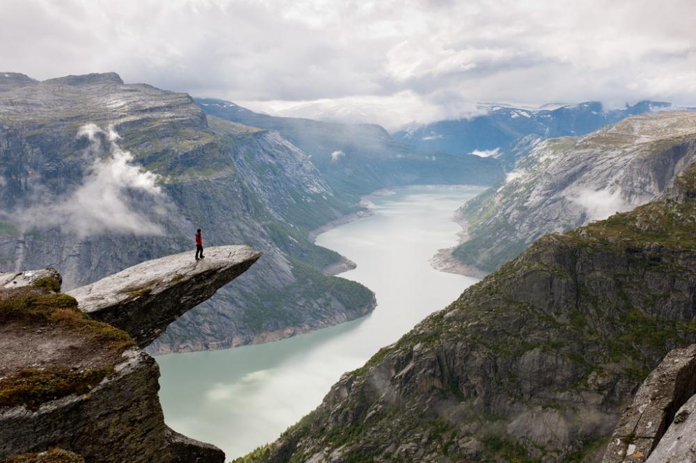 Η γλώσσα του Troll, Νορβηγία