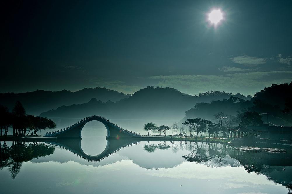 Γέφυρα Moon, Ταϊβάν