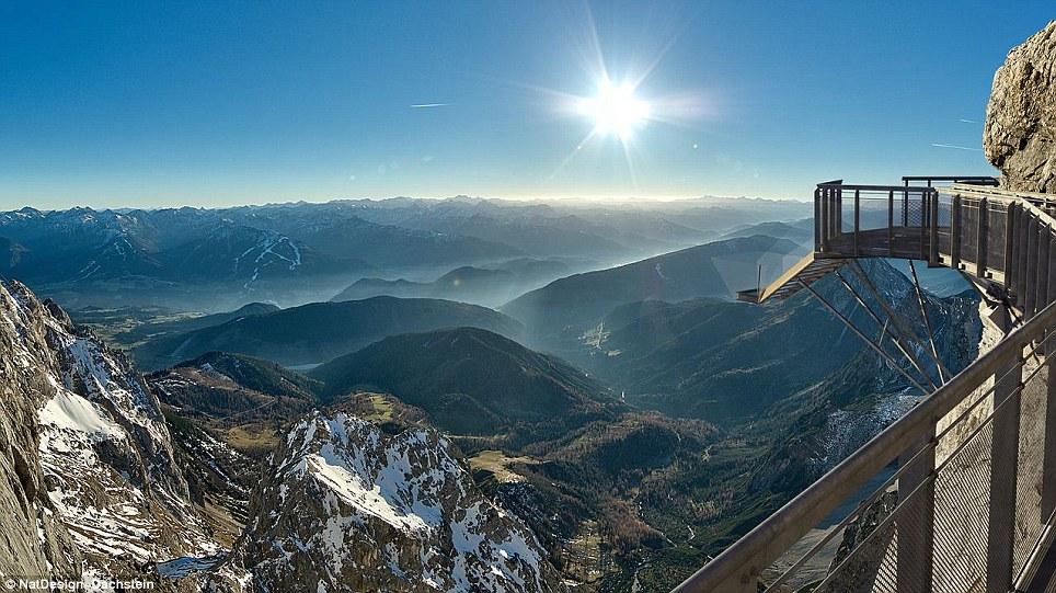 15 απίθανα μέρη του κόσμου με απαράμιλλη θέα