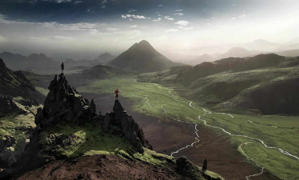 Fjallabaksleid, Ισλανδία