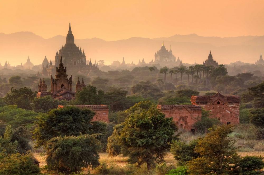 Παγκάν, Μιανμάρ