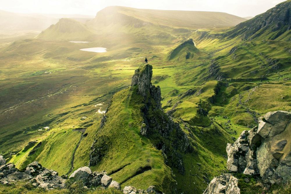Νησί Skye, Σκωτία