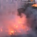 Μεγάλη πυρκαγιά στον Νέο Κόσμο ...
