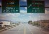 Κυκλοφοριακές ρυθμίσεις στην Εθνική Οδό Κορίνθου - Τρίπολης