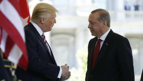 H απειλητική επιστολή του Τραμπ:Η προειδοποίηση προς την Τουρκία